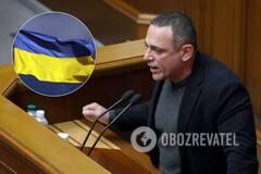 Законопроект Бужанского не будут рассматривать в парламенте