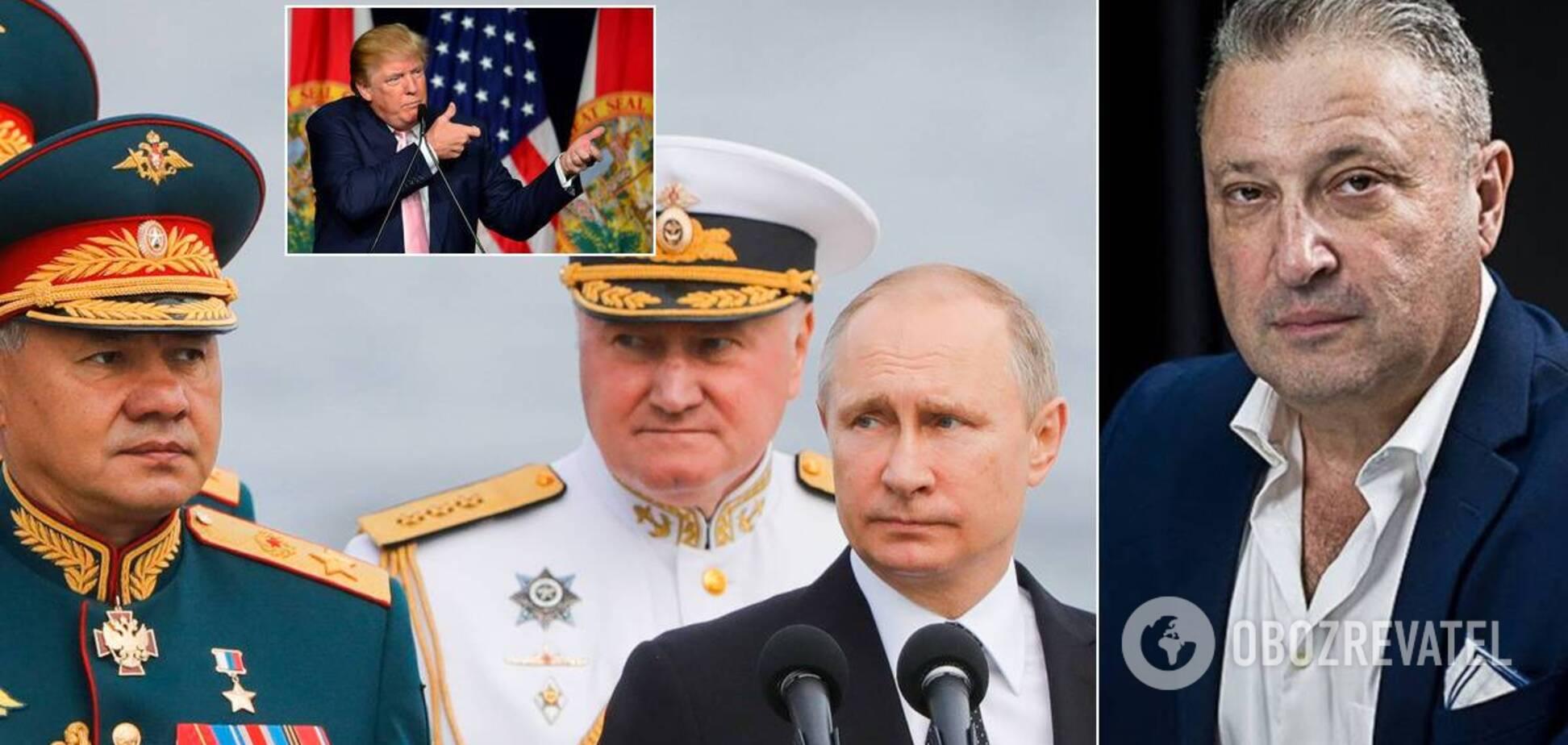 Путін ще катається на Т-34, Росія не має військової сили, – офіцер ВМС США