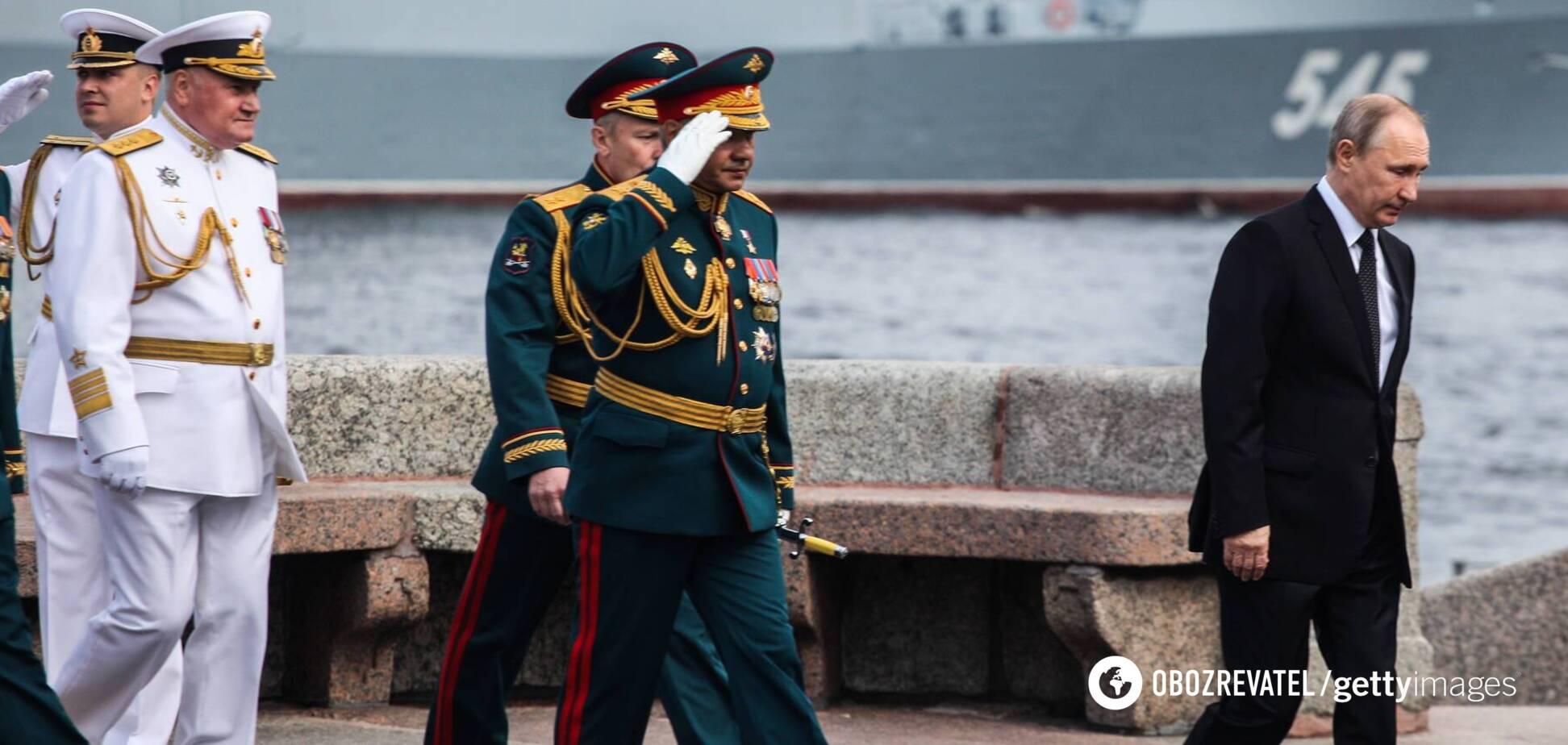 Путін живе у Другій світовій війні, – капітан ВМС США