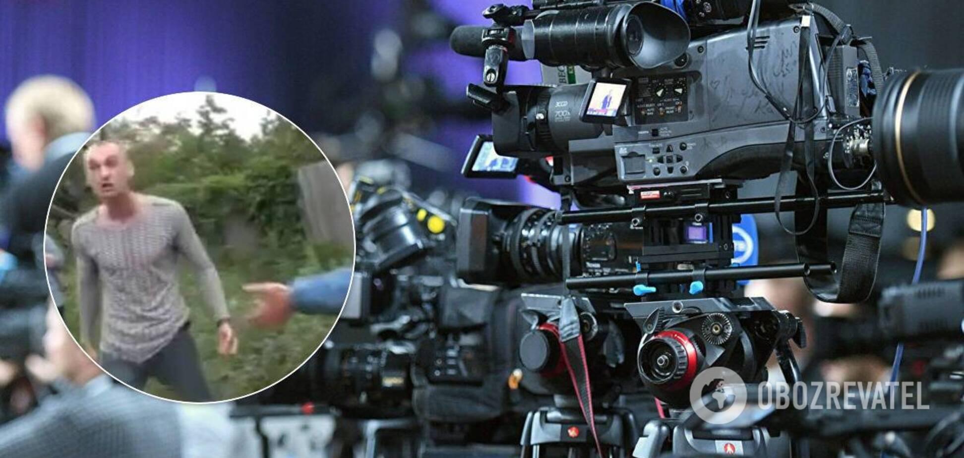 У Харкові напали на журналістів через сюжет про матір, яка вбила дитину
