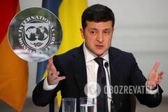 Зеленський пообіцяв МВФ незалежного голову НБУ