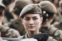 Названы актрисы, которые служили в армии