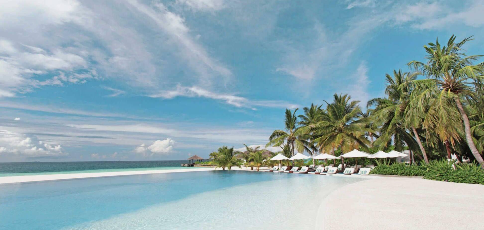 Туристи можуть відвідати Мальдіви незважаючи на карантин. Джерело: Pinterest