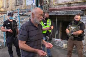 Полиция освободила предпринимателя Сергея Ткаченко, которого похитили 1 июля.