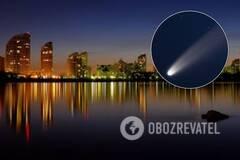 Комета NEOWISE: мы почувствуем ее трижды
