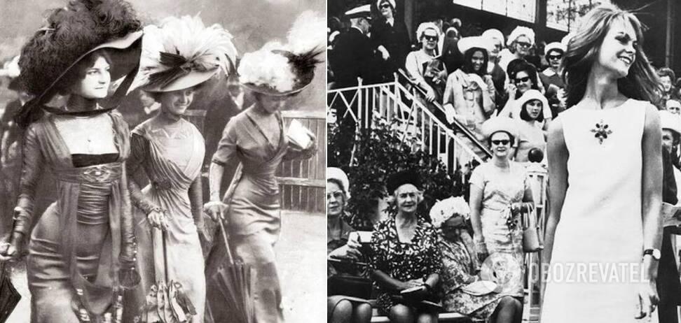 Каких женщин считали полуголыми, или Радикальные перемены в моде