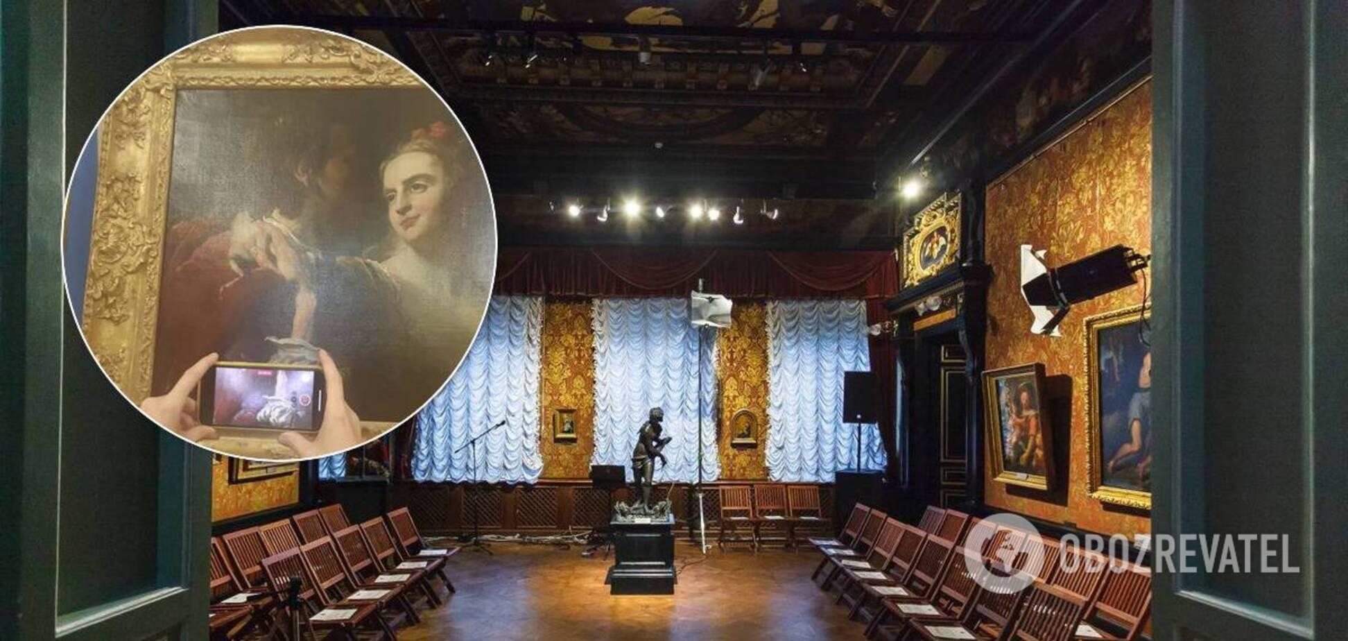 У музей Ханенків у Києві повернули картину