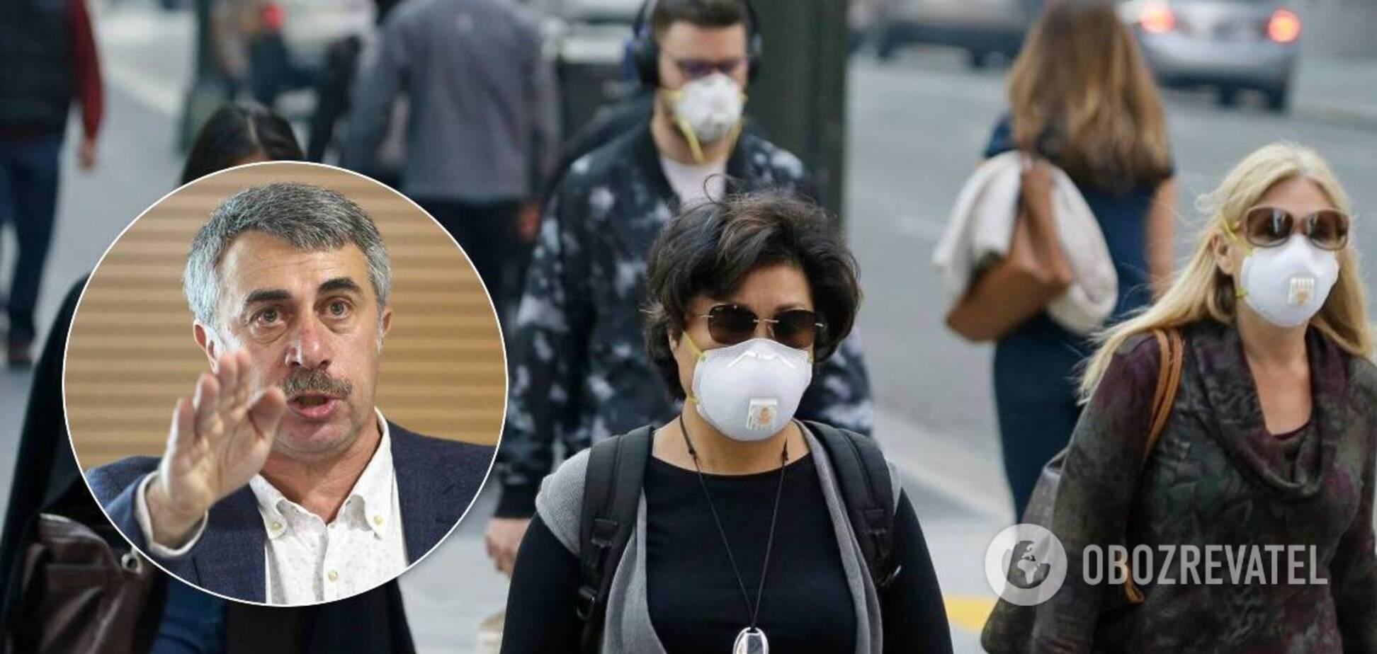 Комаровский рассказал, как лечить вирусную пневмонию