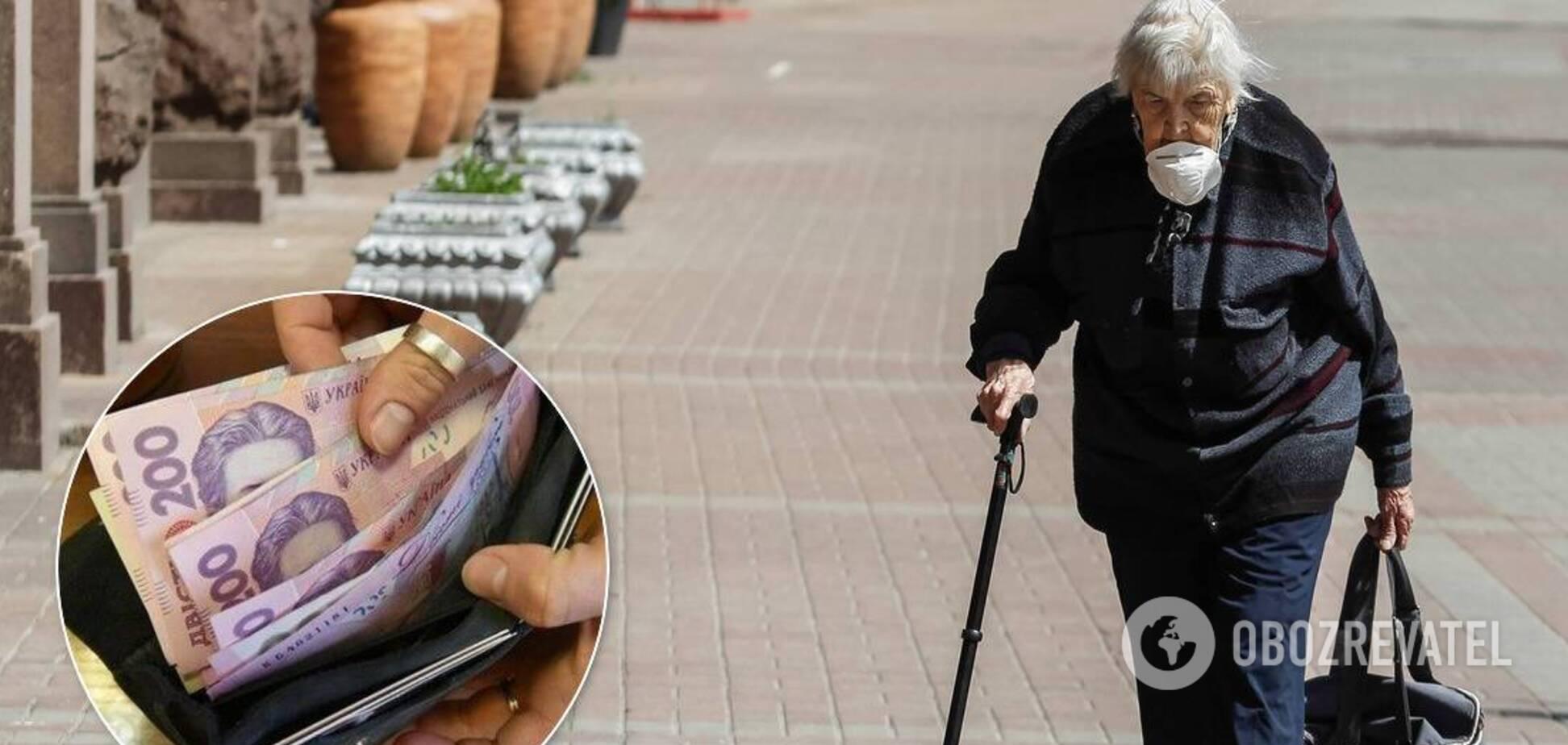 Працюючим пенсіонерам не підвищили пенсії з 1 липня