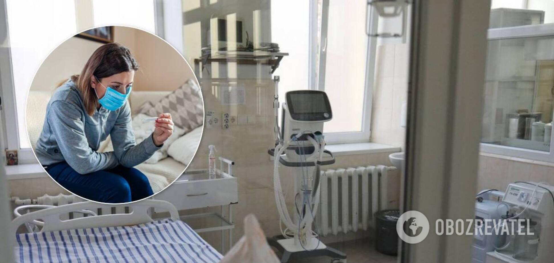 У Львівській області померла 20-річна дівчина з коронавірусом
