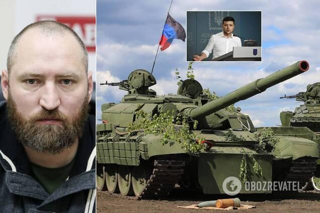 На Донбассе совершено военное преступление, Зеленский промолчал, – Мирослав Гай
