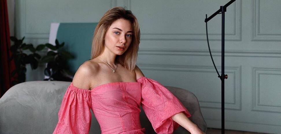 Дівчина Анатолія Трубіна Марина Галаган похвалилася ефектними фото