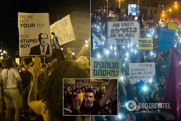 Ізраїль охопив масовий протест через спалах коронавірусу