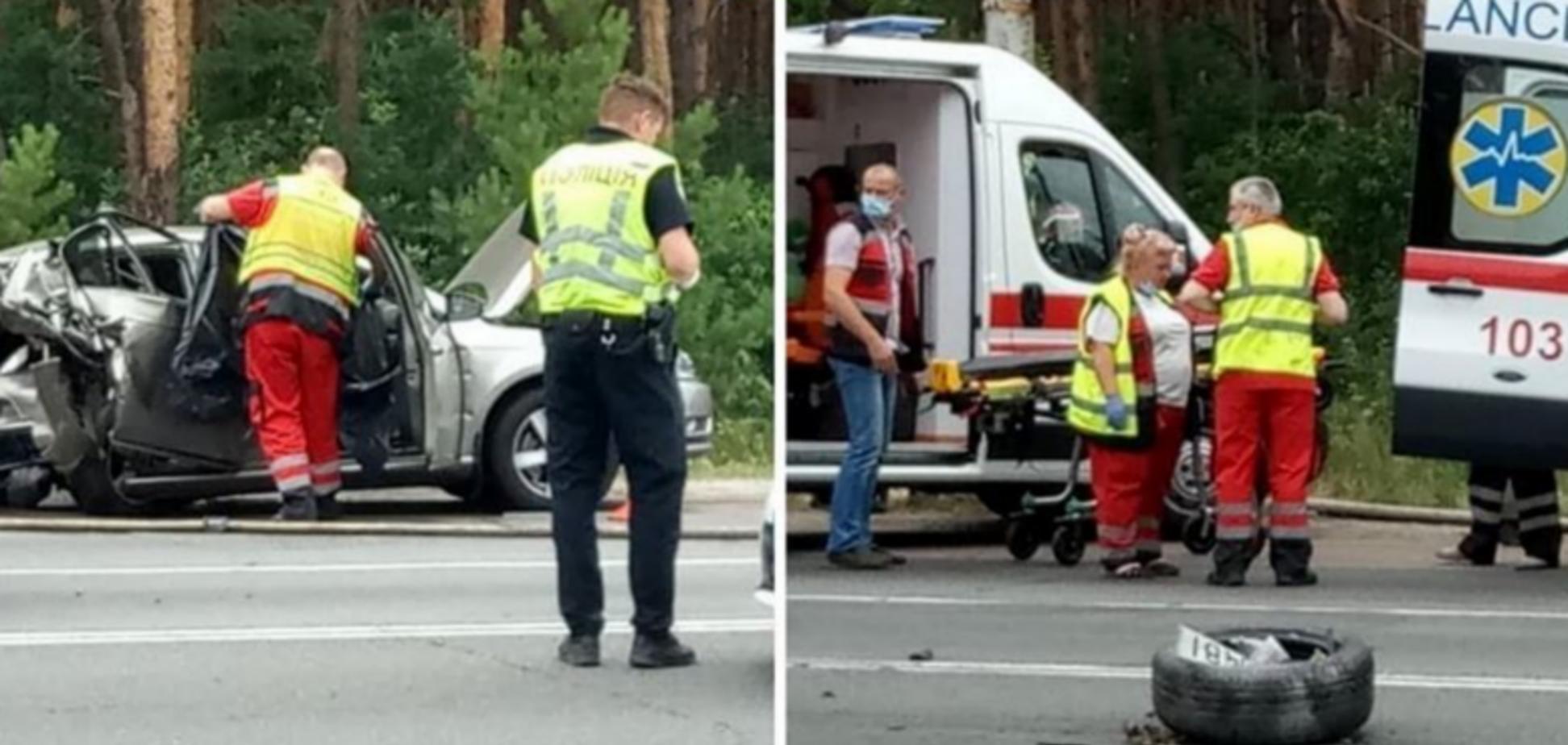 Новое смертельное ДТП на Старообуховской трассе: в полиции уточнили данные