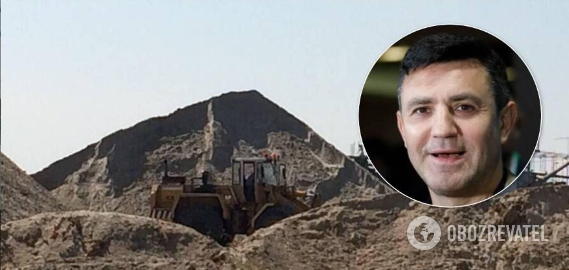 Игорь Мирошниченко: у киевлян ежедневно воруют песок на десятки миллионов, полиция бездействует