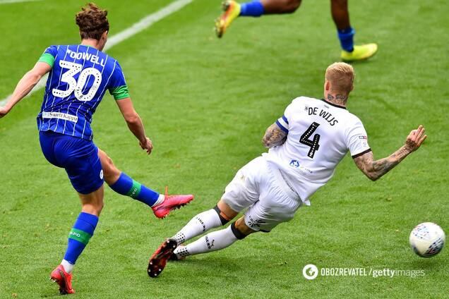 'Уиган' разгромил 'Халл Сити', забив семь голов в первом тайме