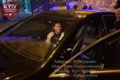 Суд закрыл дело в отношении депутата Киевсовета, которая ехала со Слончаком в ночь скандала