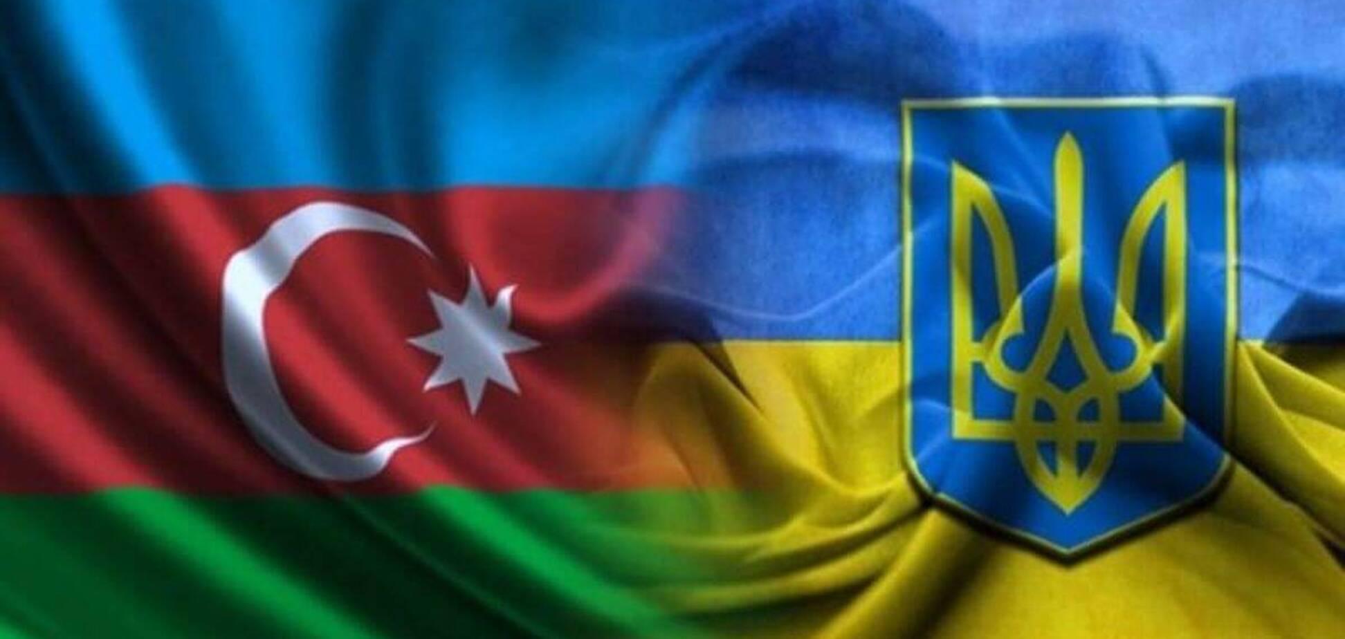 Еще во время Карабахской войны Украина была рядом с Азербайджаном