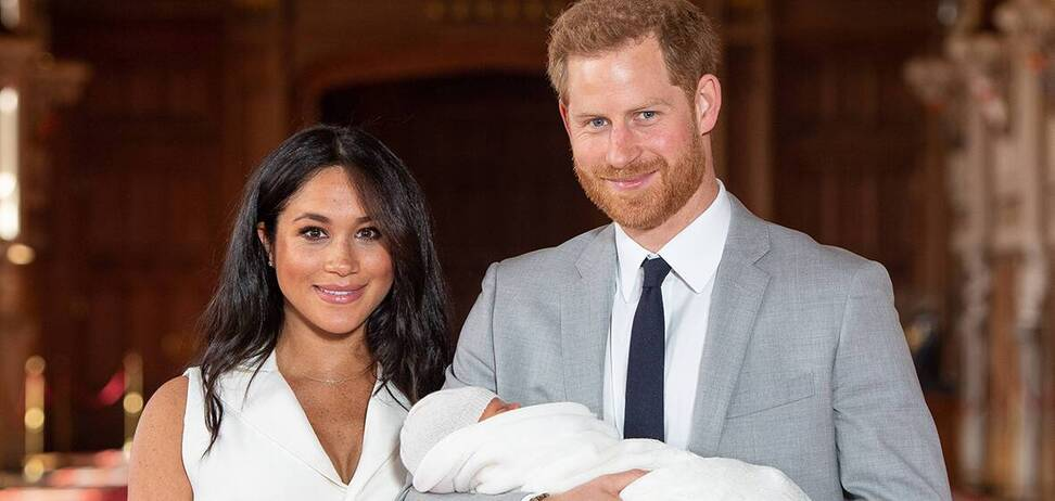Принц Гаррі та Меган Маркл натякнули на другу дитину