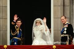 Cвадьба принца Чарльза и принцессы Дианы состоялась 29 июля 1981 года