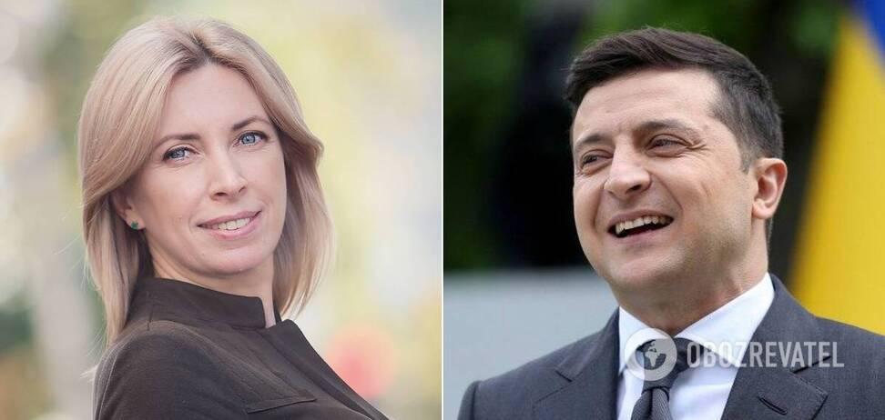 Зеленский – о победе Верещук: самый умный и красивый кандидат в мэры Киева