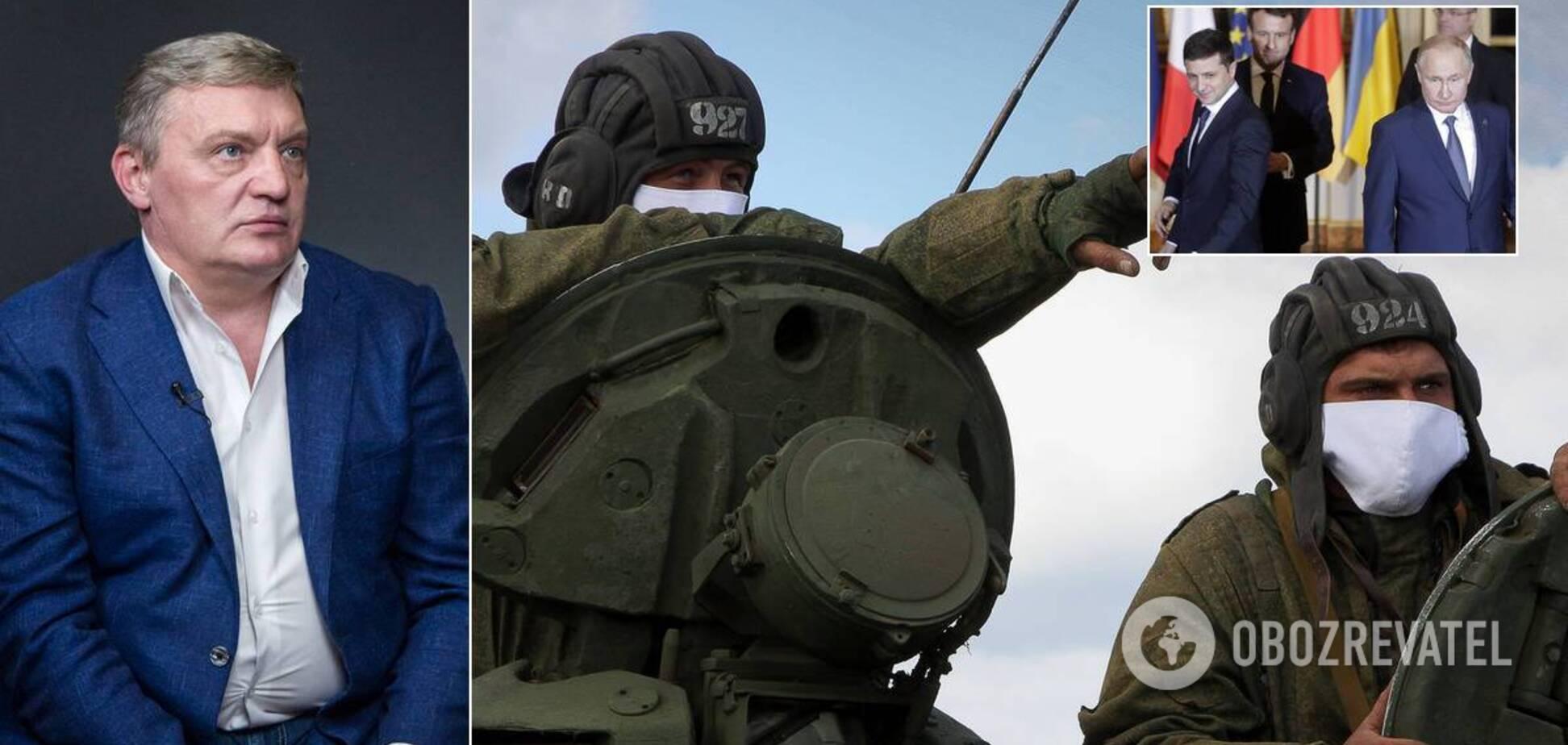 Росія буде виходити з Донбасу, кидаючи все, а Крим покине з голодними бунтами, – Гримчак