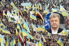 Порошенко поздравил с годовщиной принятия Декларации о суверенитете и призвал остановить новое наступление РФ