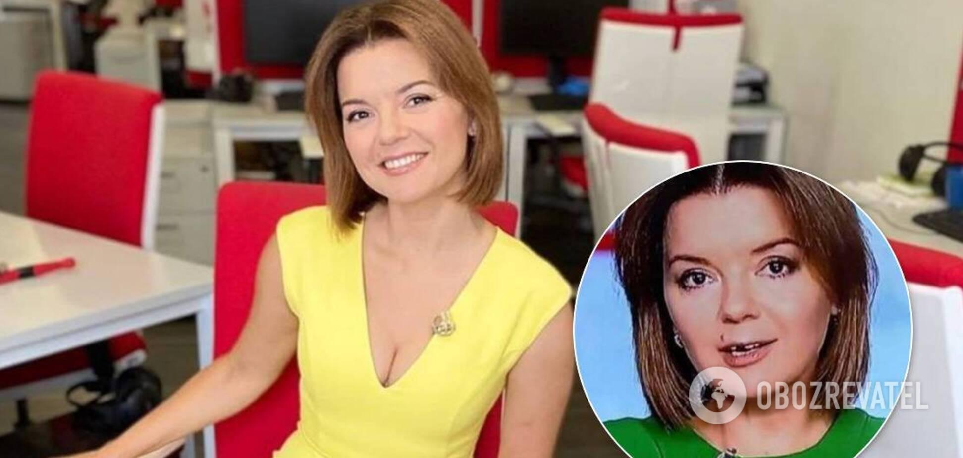 Маричка Падалко возобновила улыбку после курьеза