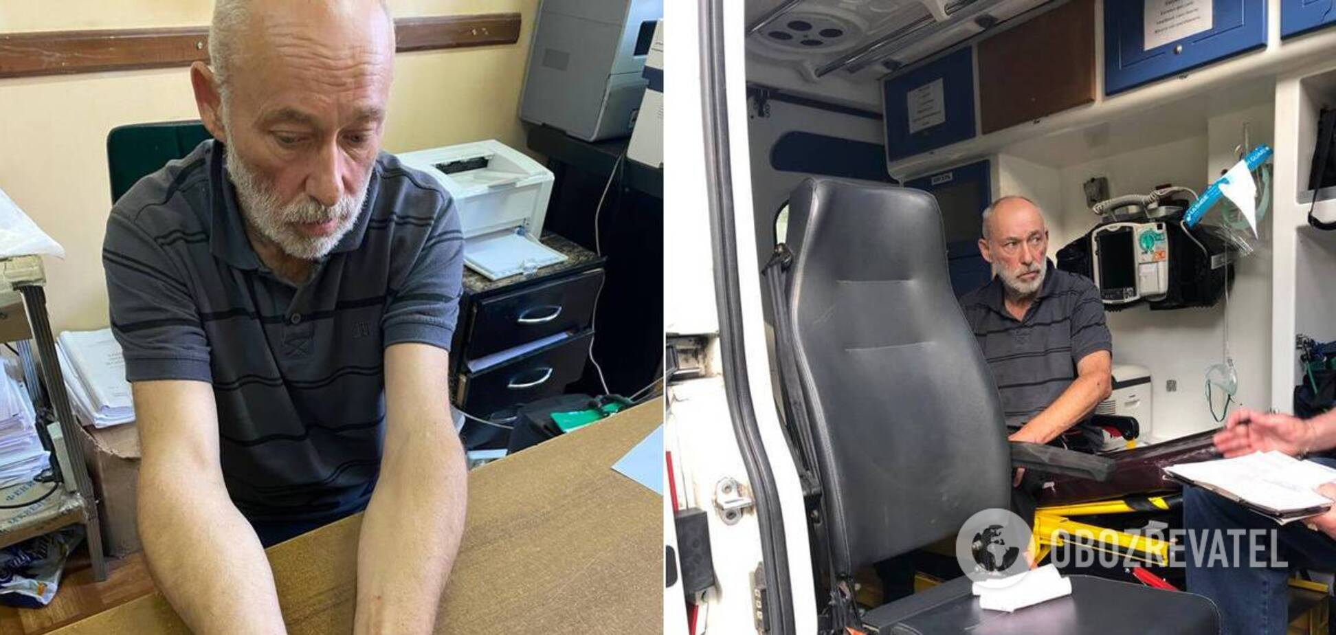 Викрадений у Києві бізнесмен
