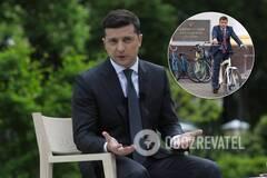 Зеленский отдалился от народа и забыл об обещаниях? Почему президент все еще не на велосипеде и какие риски для Украины