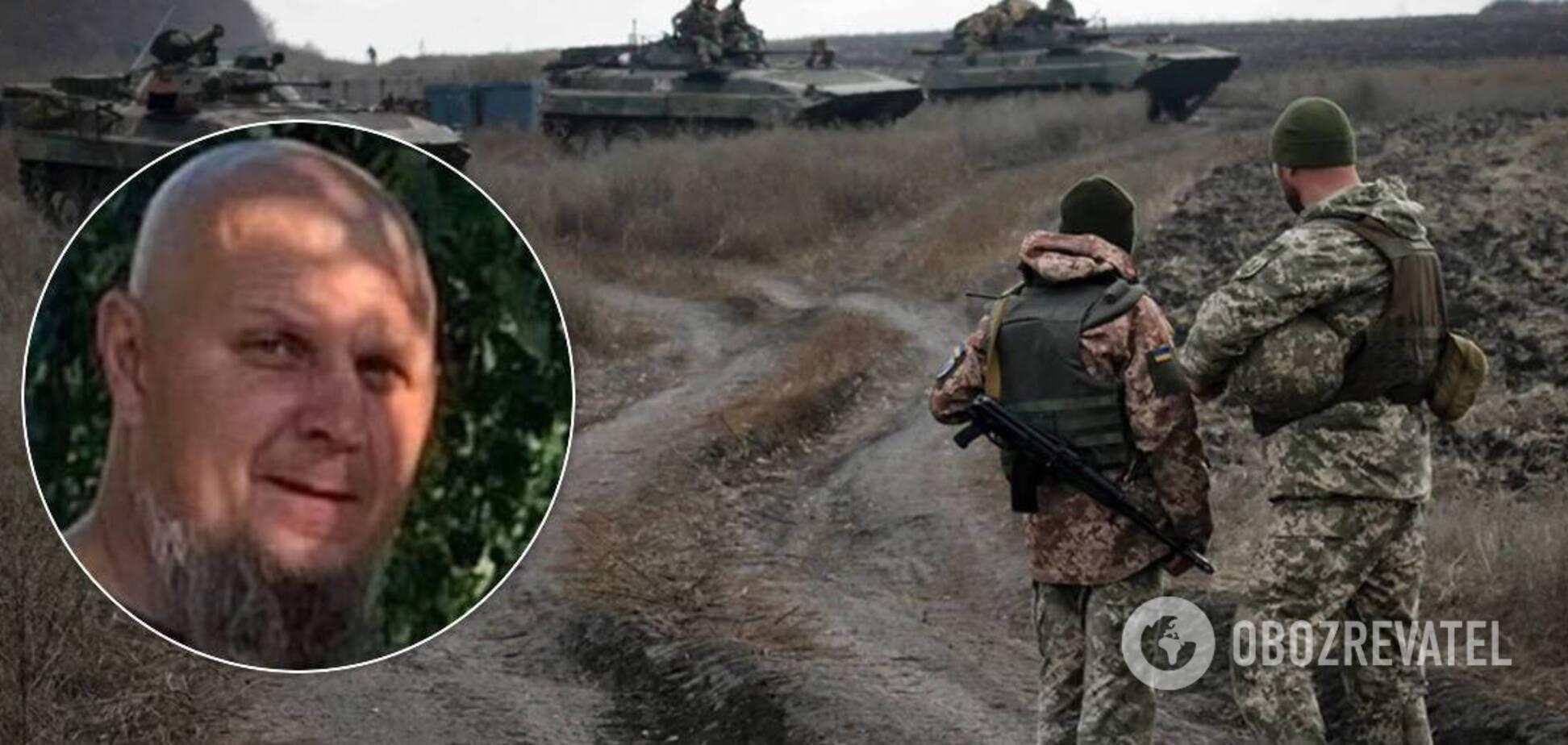 Брав в полон росіян і був прикладом: чим запам'ятався загиблий під Зайцевим командир 'Мир'