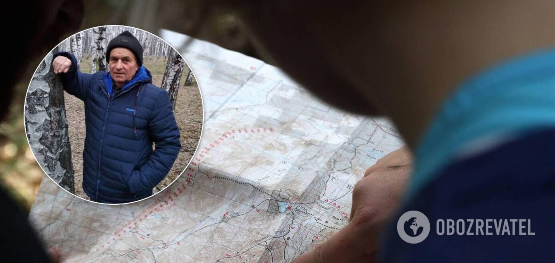 На Дніпропетровщині розшукують зниклого безвісти чоловіка. Фото і прикмети