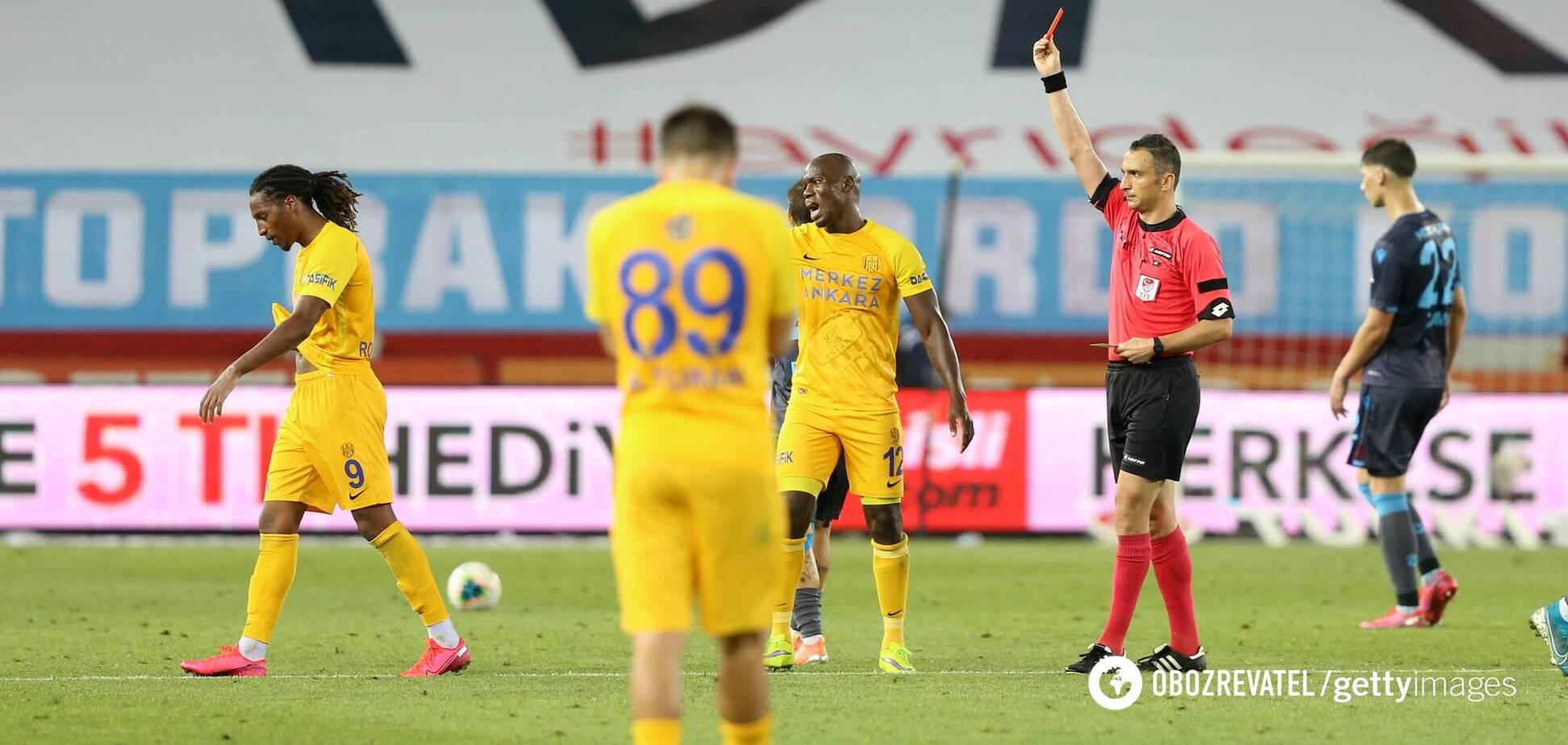 Официально: футболиста 'Динамо' выгнали из команды за драку с одноклубником