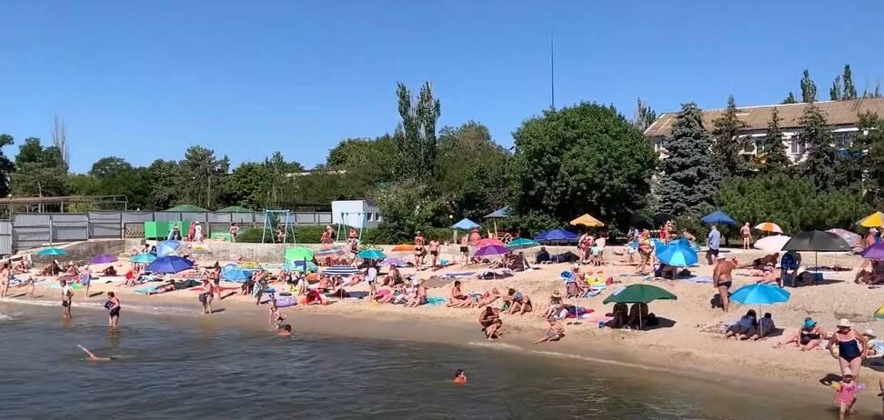 """В сети показали единственный курорт в """"ДНР"""" в поселке Седово"""