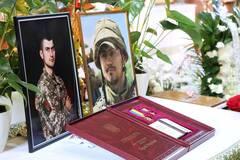 У Жидачеві попрощалися із загиблим на Донбасі бійцем Тарасом Матвєєвим