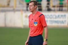 Арбитра Юрия Иванова избили после матча Первой лиги Украины