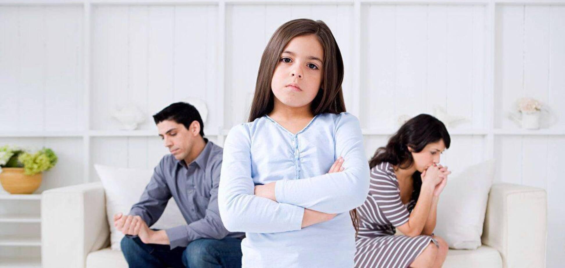 Как рассказать ребенку о разводе: советы от психолога