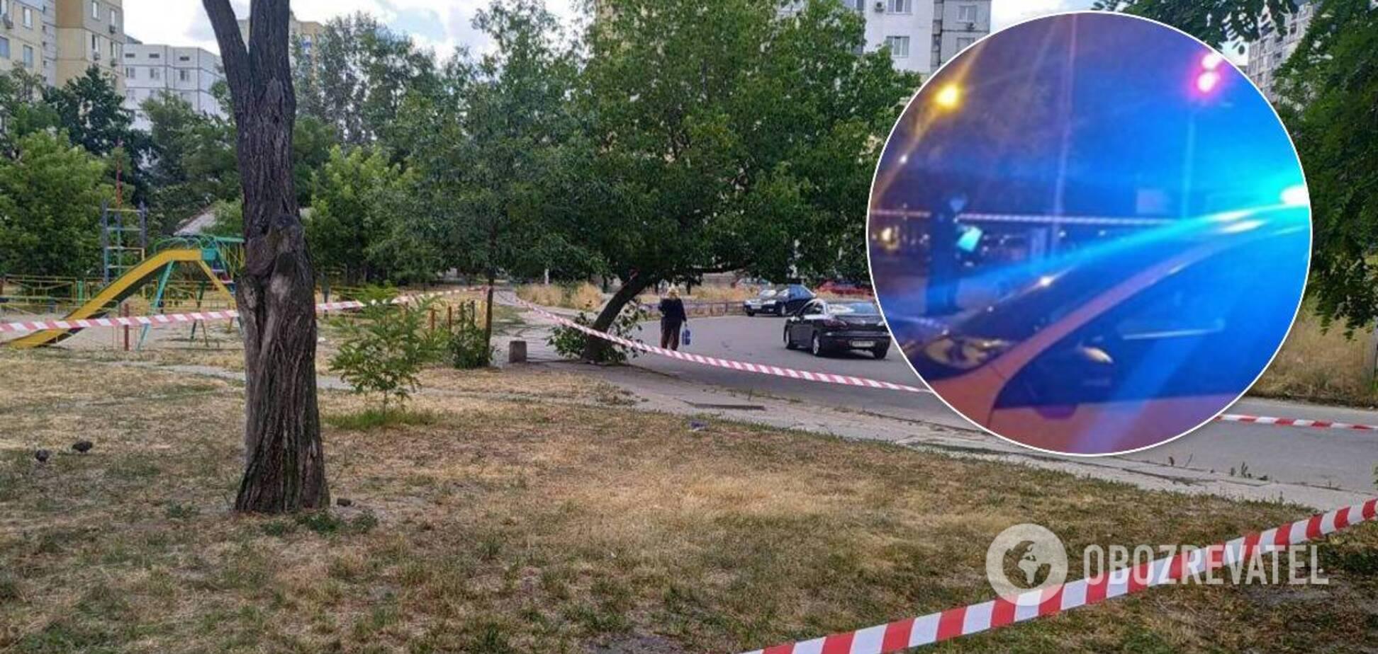 Вбивство слідчого СБУ у Києві