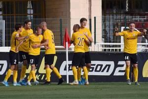 Стали известны участники плей-офф УПЛ за Лигу Европы