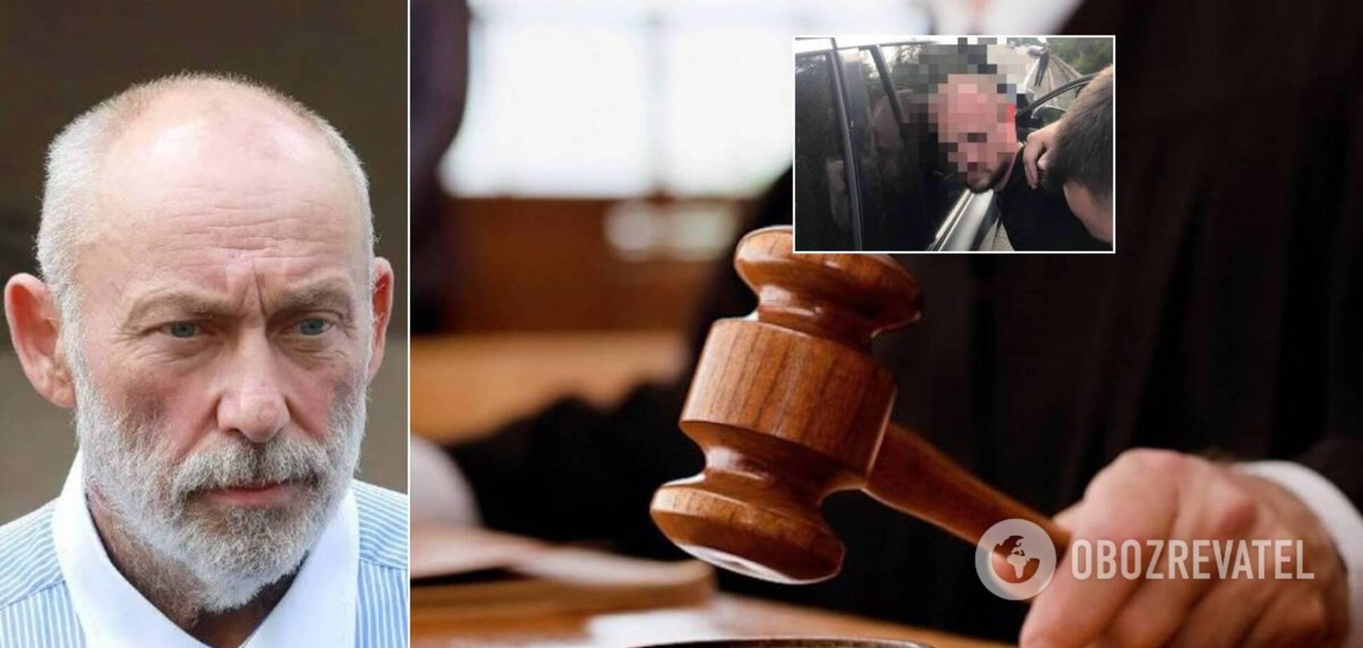 Суд відправив під варту підозрюваних у викраденні Сергія Ткаченка