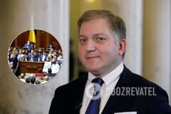 Олег Волошин заявив про 'відсутність в України суверенітету'