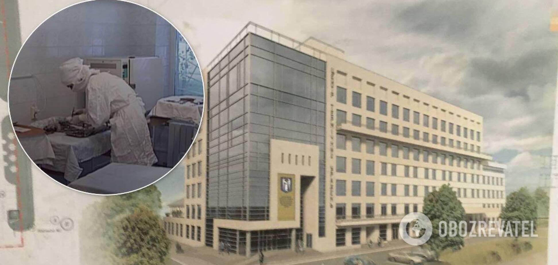 Грошей дали тільки на котлован: чому в Києві не можуть побудувати новий опіковий центр і вирощувати тканини