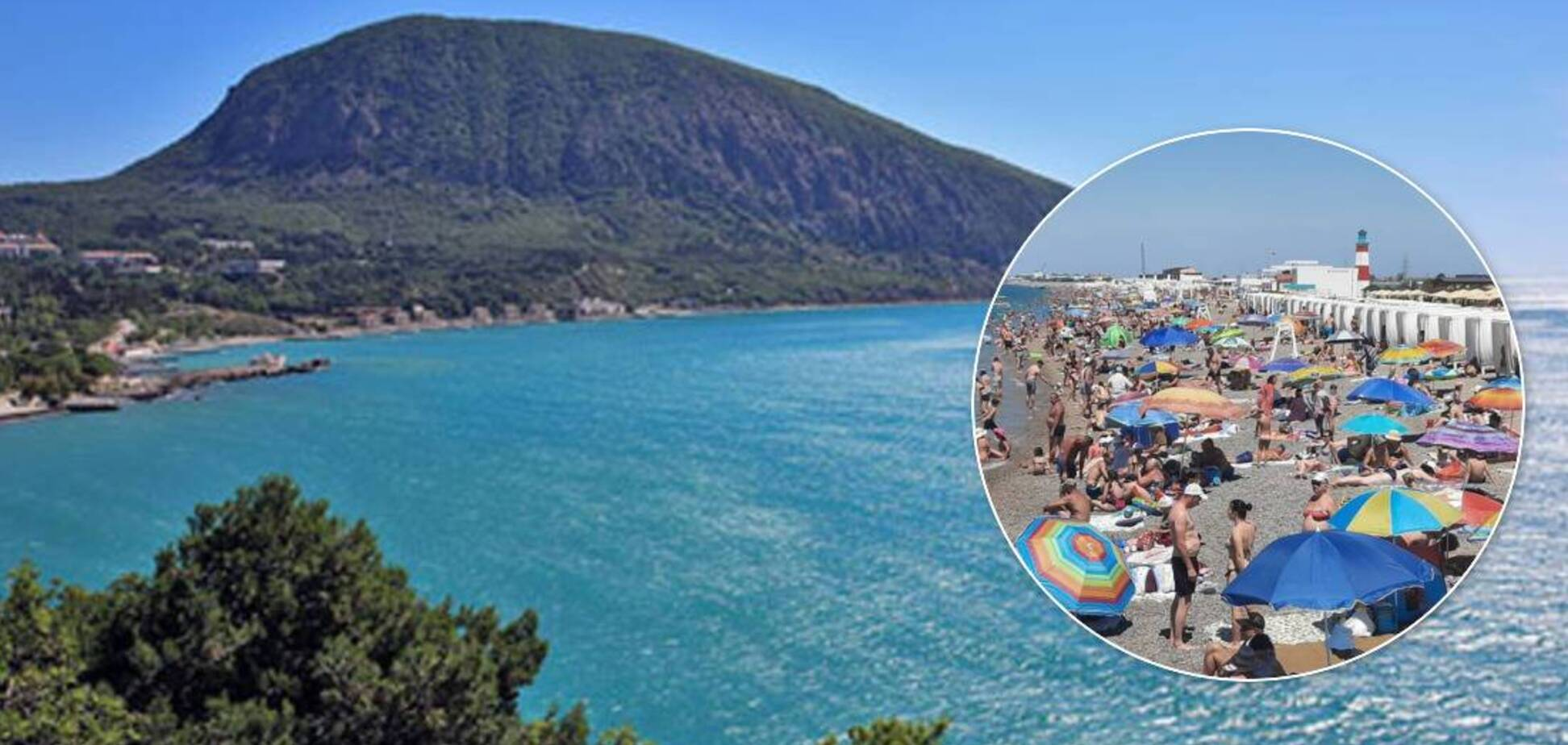 Жадібні таксисти, високі ціни і нечистоти в морі: як проходить курортний сезон у Криму