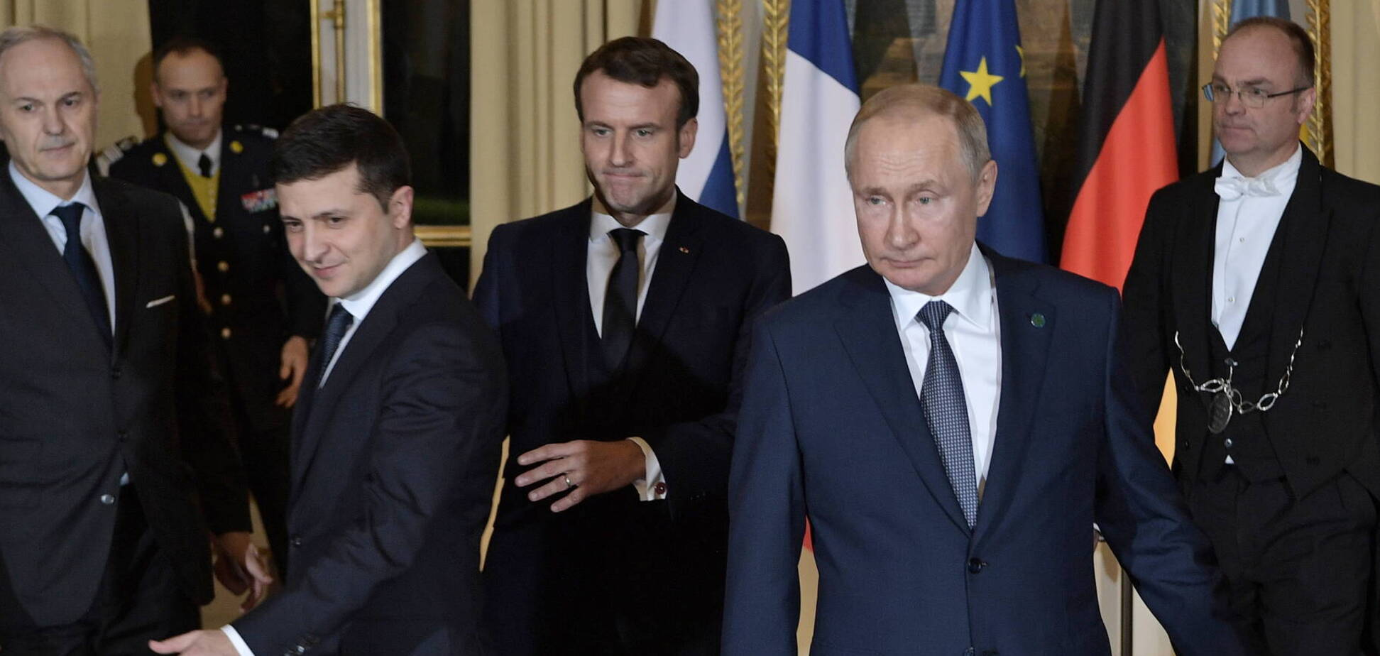 Зеленський не називає Путіна агресором заради звільнення українців, – Гримчак