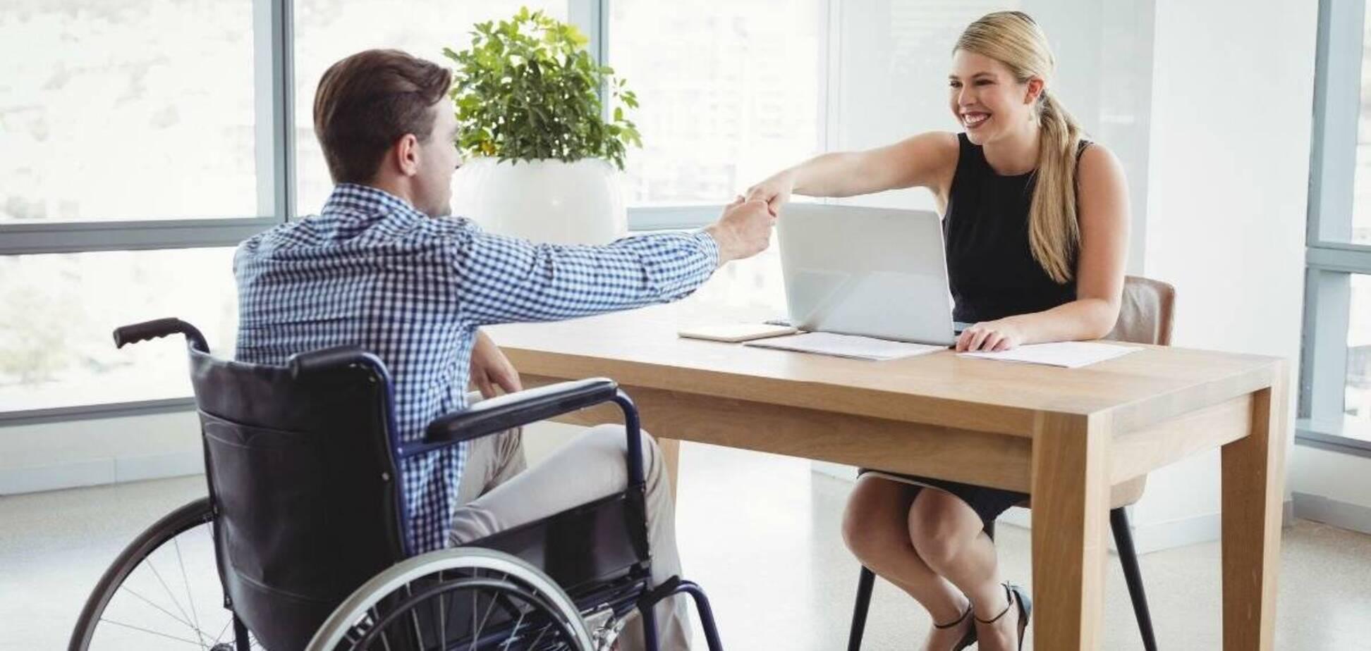 ТОП вакансий для людей с инвалидностью в Днепре