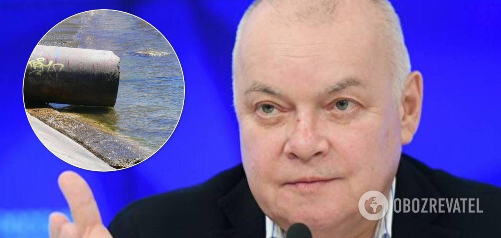 Дмитро Кисельов заявив про 'жахливу' антисанітарію в Криму