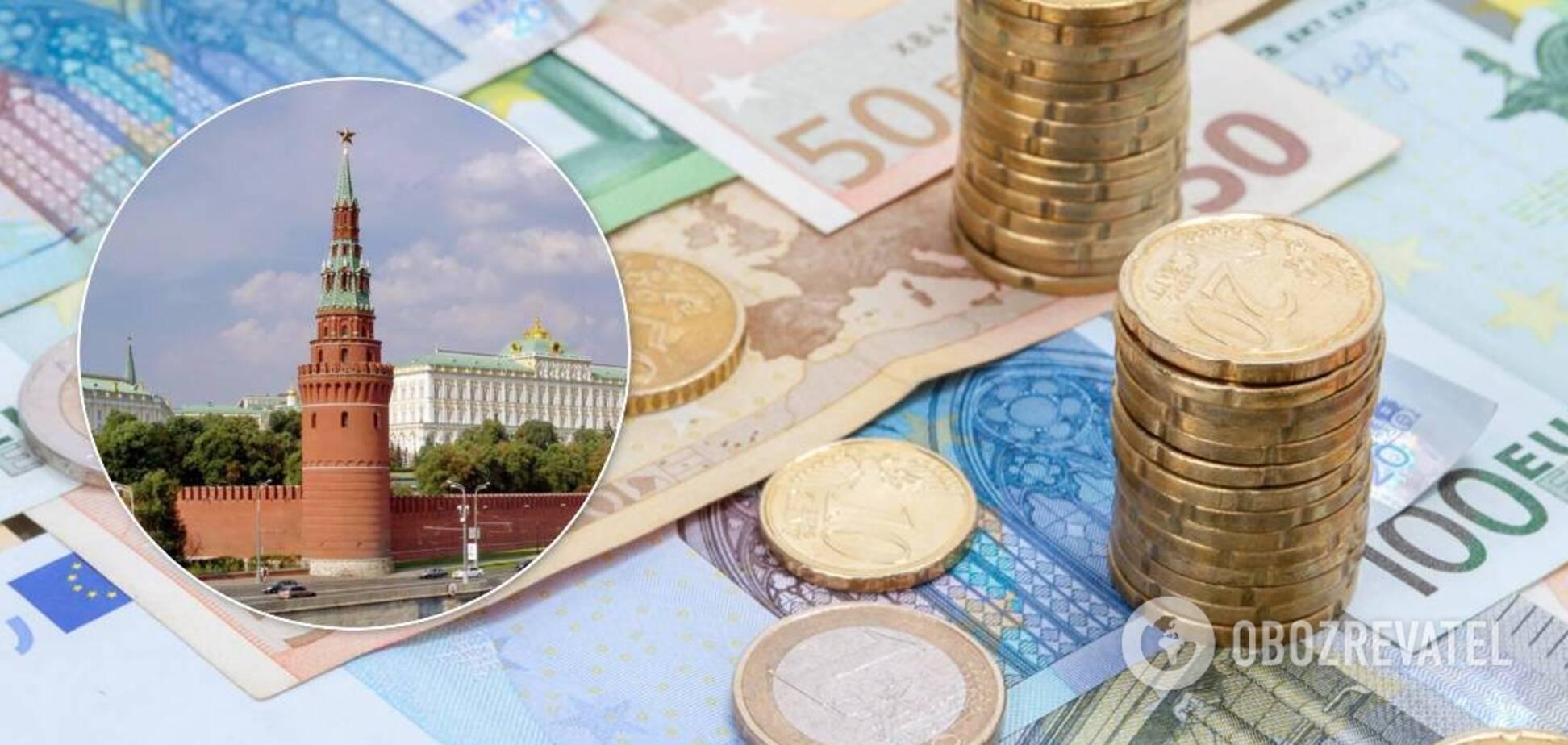 Курс валют в Росії