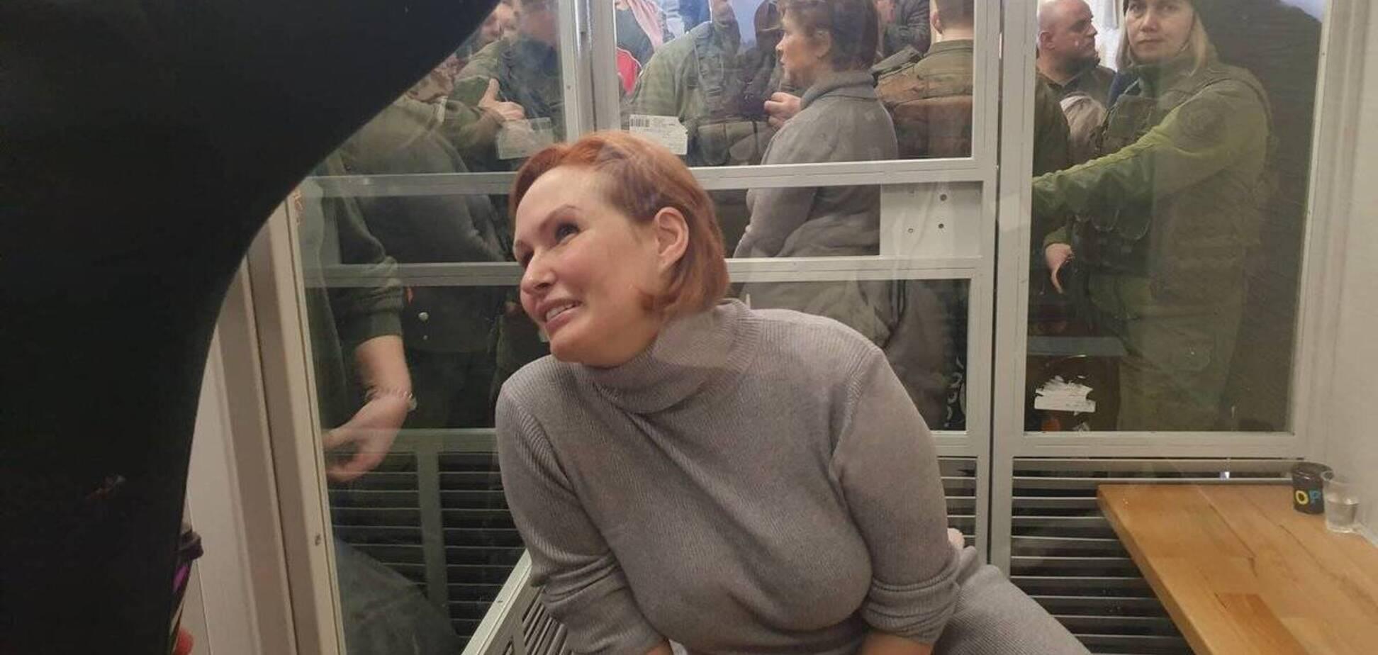 Юлію Кузьменко залишили під вартою