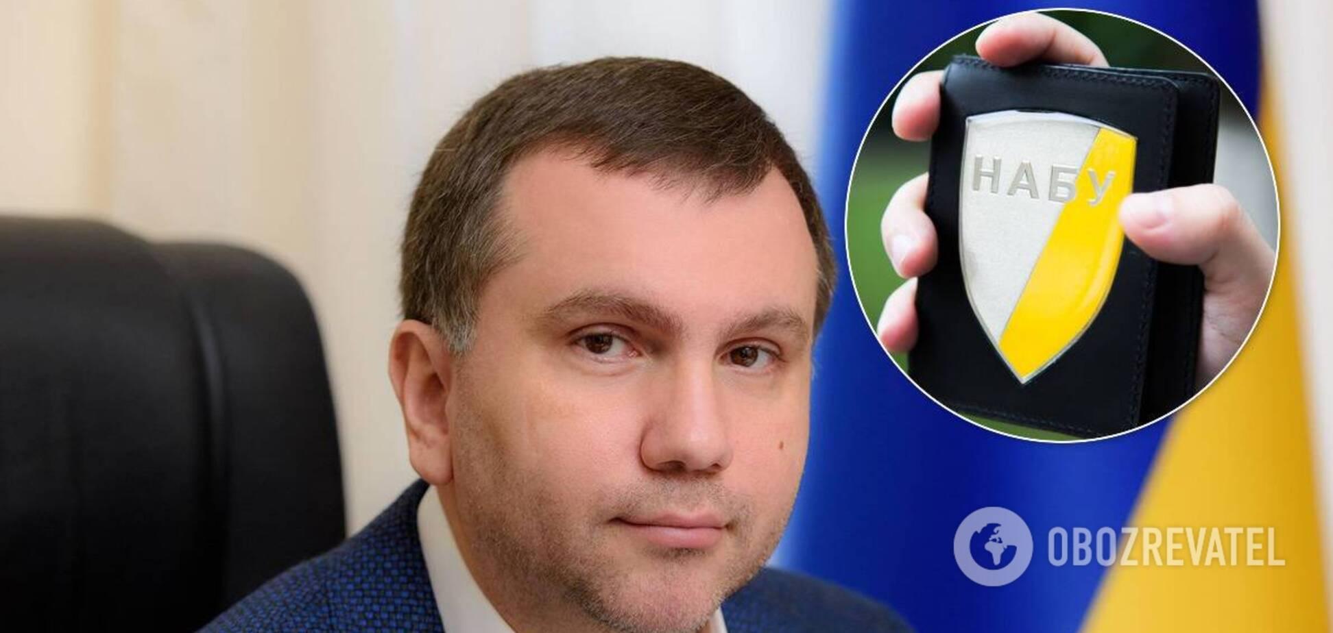 НАБУ підозрює Павла Вовка в спробі захоплення державної влади