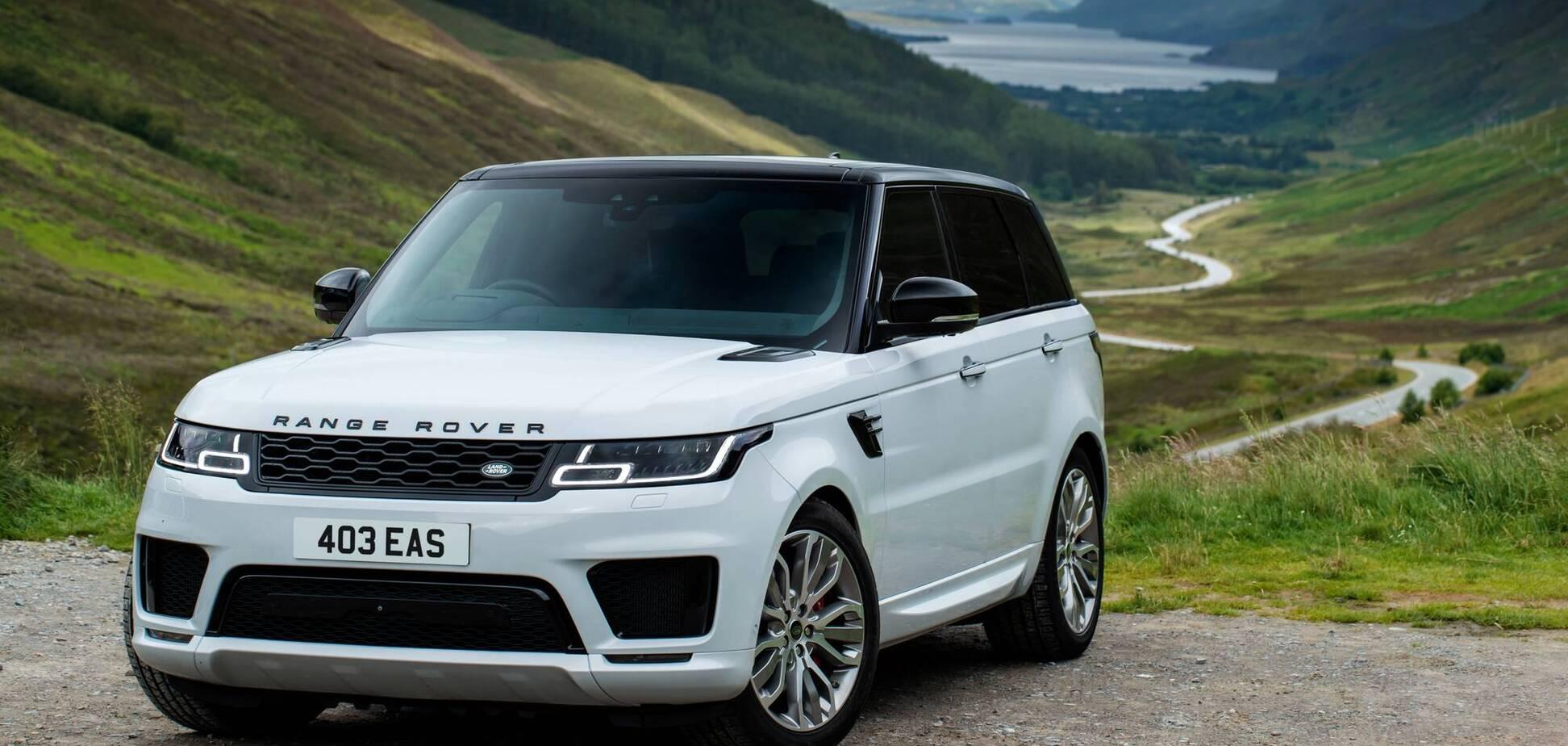 Land Rover расширяет линейку гибридов и спецверсий